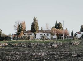 Casa de campo Villares, country house in Dosbarrios