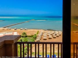 BeachView Turtles, Hotel in Hurghada