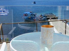 Afrodite Luxury Rooms, hotel in Kalymnos