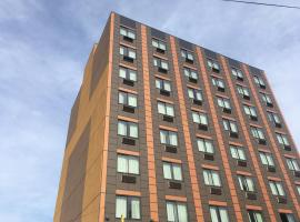 Lotus Blu Inn & Suites, hotel near Court Square- Crosstown Line, Queens
