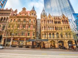 InterContinental Melbourne The Rialto, an IHG Hotel, hotel perto de Melbourne Convention and Exhibition Centre, Melbourne
