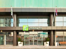 Holiday Inn Manchester-Mediacityuk, an IHG hotel, отель в Манчестере