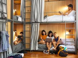 Franca City Hostel, puhkemajutus sihtkohas Buenos Aires
