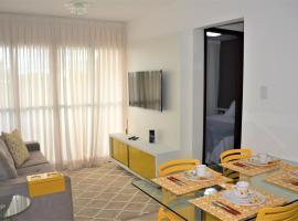Flat Joan Miró - Apto201 - Localização privilegiada, apartment in Natal