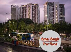 Swiss-Belresidences Kalibata, hotel near Pusat Grosir Cililitan, Jakarta