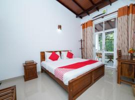 Dazzling Villa, отель в Канди