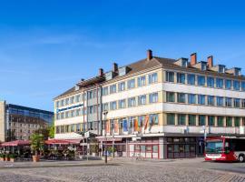Best Western Hotel Hohenzollern, hotel in Osnabrück