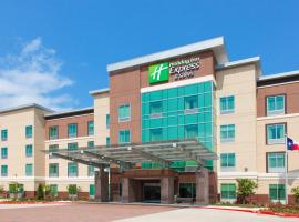 Holiday Inn Express & Suites Houston SW - Medical Ctr Area, an IHG hotel, отель в Хьюстоне