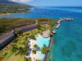 InterContinental Tahiti Resort & Spa, hotel in Faaa