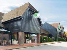 Holiday Inn Maidstone-Sevenoaks, hotel near Scotney Castle Garden and Estate, Wrotham