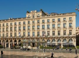 InterContinental Bordeaux Le Grand Hotel, an IHG hotel, отель в Бордо