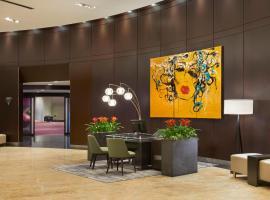 InterContinental Toronto Centre, an IHG Hotel, отель в Торонто
