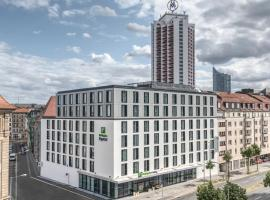 Holiday Inn Express Leipzig City Hauptbahnhof, an IHG Hotel, hotel in Leipzig