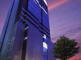 Nakanoshima Plaza, hotel in Osaka