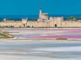 Clos des gardians Aigues Mortes, hotel in Aigues-Mortes