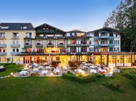 Hotel Hollweger, hotel in Sankt Gilgen