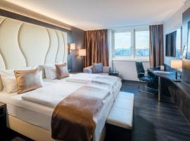 Best Western Plus Plaza Hotel Darmstadt, hotel u gradu Darmštat