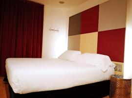 H La Paloma Adults Only, hotel with jacuzzis in Barcelona