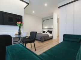 City Break Atelier Praga Apartamenty – apartament z obsługą w Warszawie