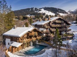 Les Chalets du Mont d'Arbois Megeve, a Four Seasons Hotel, hotel near Petit Vorasset Ski Lift, Megève
