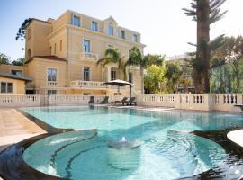 Villa Genesis, accessible hotel in Menton