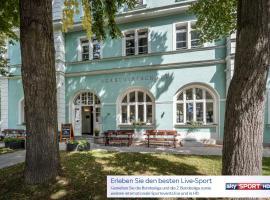 Riemhofer Alter Schlachthof, отель в Регенсбурге