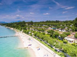 Camping Belvedere, glamping site in Lazise