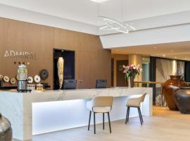 Best Western Plus Hotel Admiral, hôtel à La Tour-de-Salvagny près de: EM Lyon Business School