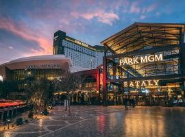Park MGM Las Vegas by Suiteness, hotel in Las Vegas Strip, Las Vegas