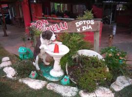 Don pinelli dptos, capsule hotel in Alpa Corral