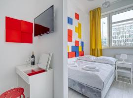 Level Rooms, apartment in Warsaw