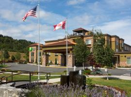 Holiday Inn Express Hotel & Suites North Sequim, hotel in Sequim