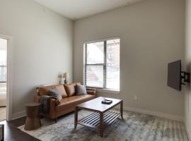 Trendy Plaza 2BR with Free Parking by Zencity, apartment in Kansas City