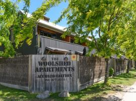 Woolshed Apartment No.4 - Havelock North Apartment, hotel in Havelock North