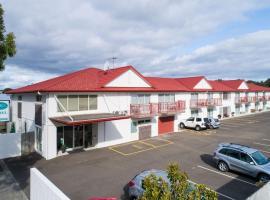 B-Ks Premier Motel Palmerston North, motel in Palmerston North