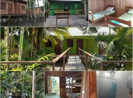 Seringal jungle Lodge, hotel in Careiro