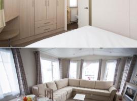 Isle of Wight static caravan for rent, resort village in Bembridge