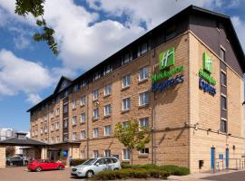 Holiday Inn Express Edinburgh - Leith Waterfront, pet-friendly hotel in Edinburgh