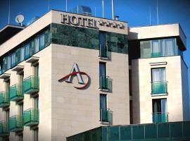 Alexandra Hotel, hotel v destinaci Púchov