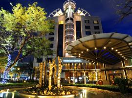 InterContinental Johannesburg OR Tambo Airport Hotel, hotel in Kempton Park