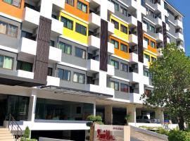 Smith Residence، شقة في شيانغ ماي