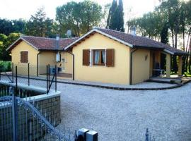 La Casa Delle Cascate, villa in Saturnia