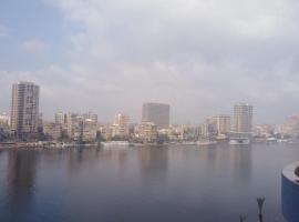 المنيل نايل فيو، شقة في القاهرة