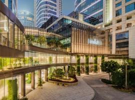 Jumeirah Guangzhou: Guangzhou'da bir otel