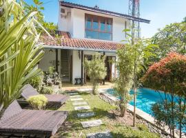 Villa Bougenville, vila di Yogyakarta