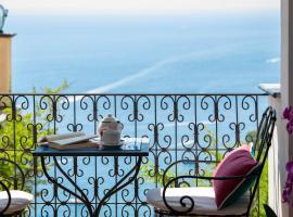 Positano Art Hotel Pasitea, отель в Позитано