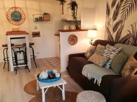 Superbe appartement à 2 pas de la plage, hotel in Six-Fours-les-Plages