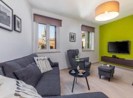 Apartment Parenzo, room in Poreč