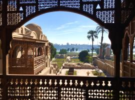 Djorff Palace, hotel in Luxor