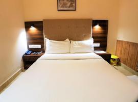 HexHotel Zara Suite, hotel near Bombay Exhibition Centre, Mumbai